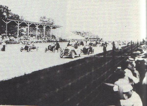 Indianapolis 500, 1913