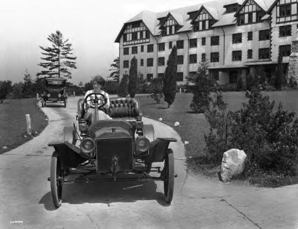 Kenilworth Inn. Open 1908 Ford