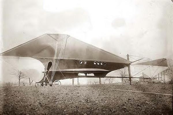 Cooley Aeroplane. Undated