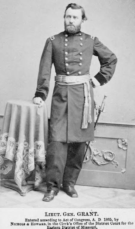 Lt. Gen. Grant early on.