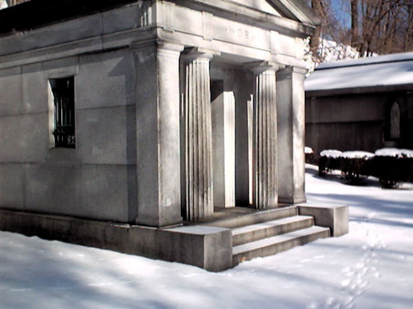 Frederick Work Mausoleum