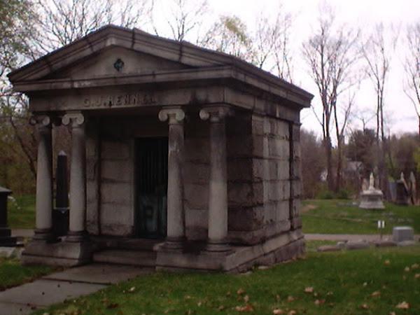 G.J. Renner Mausoleum