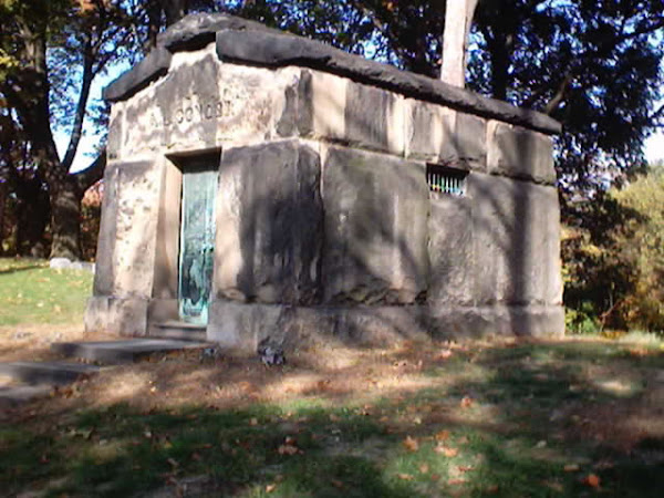 The Conger Mausoleum