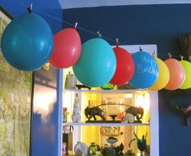 Party Frosting: Fun Balloon ideas for your next party!