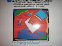 Recopilación, estudio y análisis de los últimas elecciones en la comarca del Maresme municipio a m