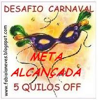 Desafio Carnaval
