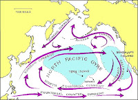 pacific ocean currents  reat pacific garbag...