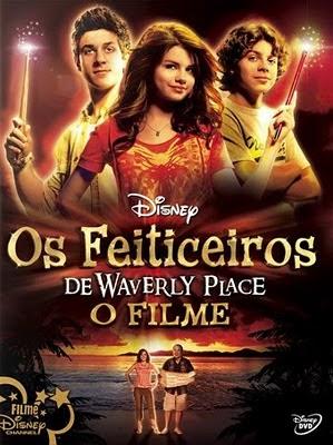 Os Feiticeiros de Waverly Place O Filme Dublado