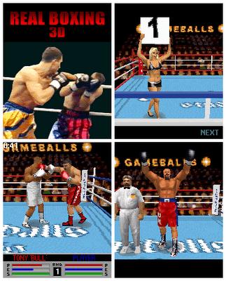 Juegos 3d Para Celular (128x160)