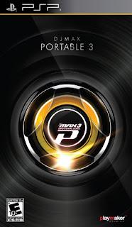 DJ Max Portable 3 - PSP