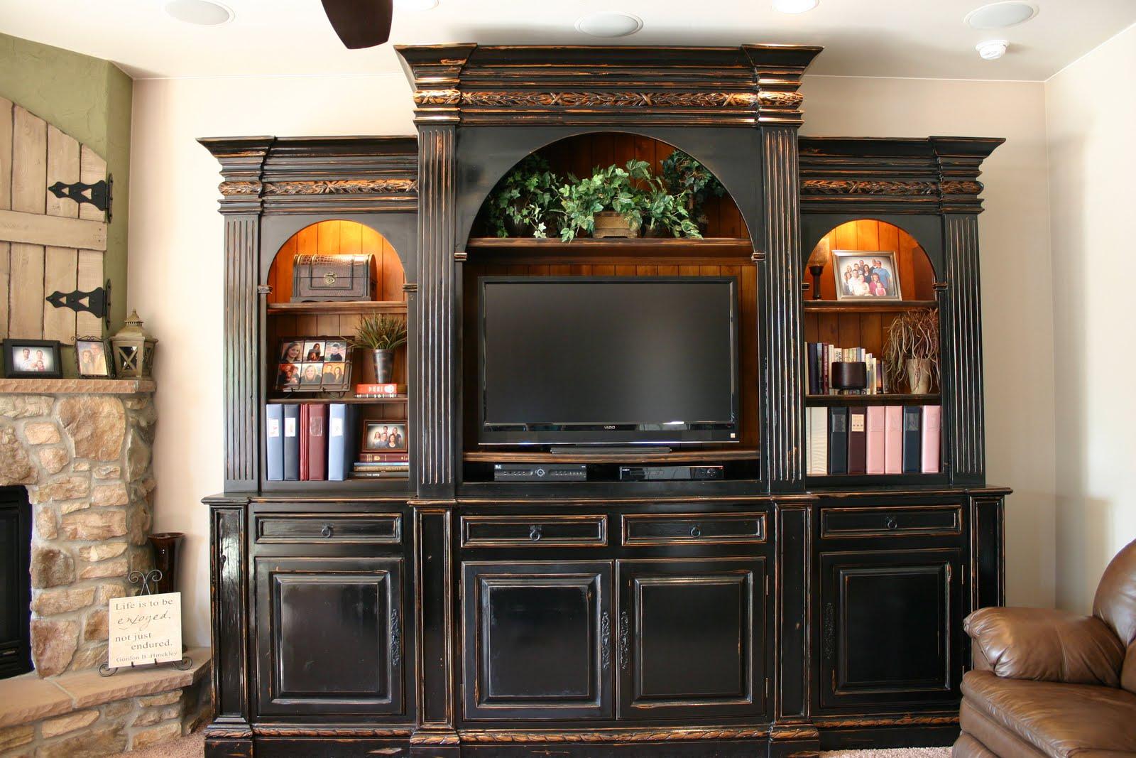 doubletake decor entertainment center. Black Bedroom Furniture Sets. Home Design Ideas