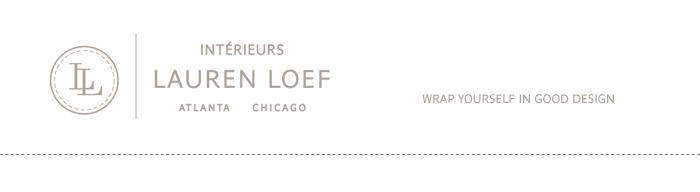 Lauren Loef Intérieurs | Blog