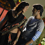 Nitin And Ileana On Sets For Sri Spectra Media's Telugu Film 1