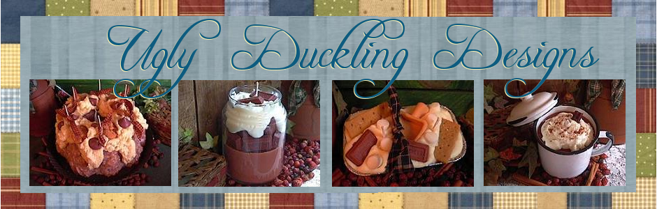 Ugly Duckling Designs Candles, Primitives & More