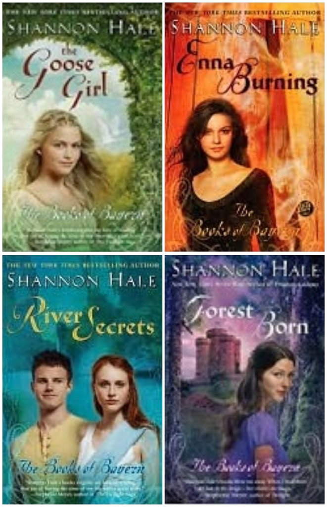 Forest Born (Books of Bayern) Shannon Hale