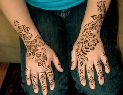 Wedding Mehndi Designs,