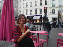 In front of Fauchon