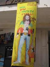 Bob Marleyn muistopäivä 11.5.