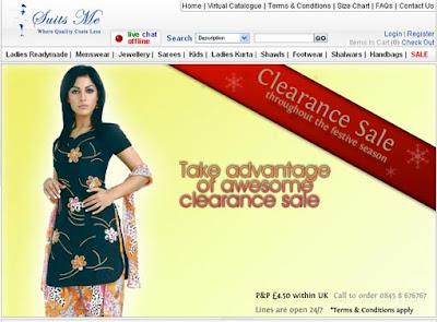 Asian Fashion Blog: Online Shop Review - Suits Me Online