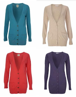boyfriend cardigans from New Look