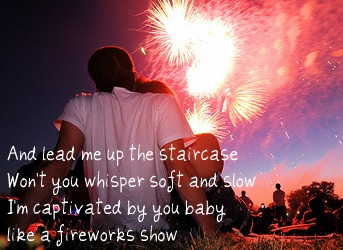 Sparks Fly ~Taylor Swift picture photo weheartit fireworks
