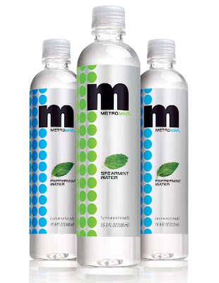 Water Brands That Start With M Buy the metromint water.