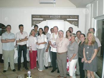 Cocktail AJPF en l'honneur de M. Jean PERES
