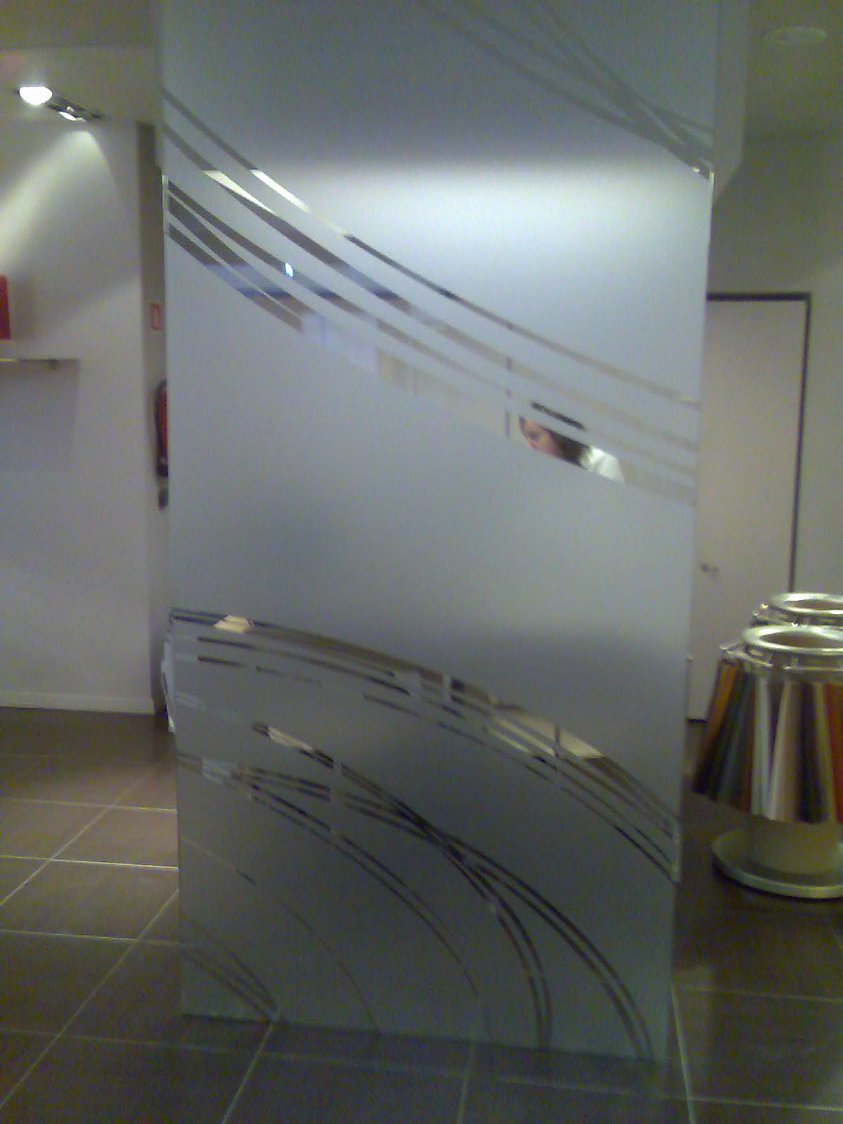 Cristaleria galatzo vidrio templado decorado - Cristales decorados para puertas ...