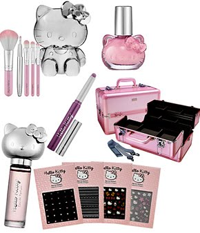 New Hello Kitty Beauty Line Launched Walterblog