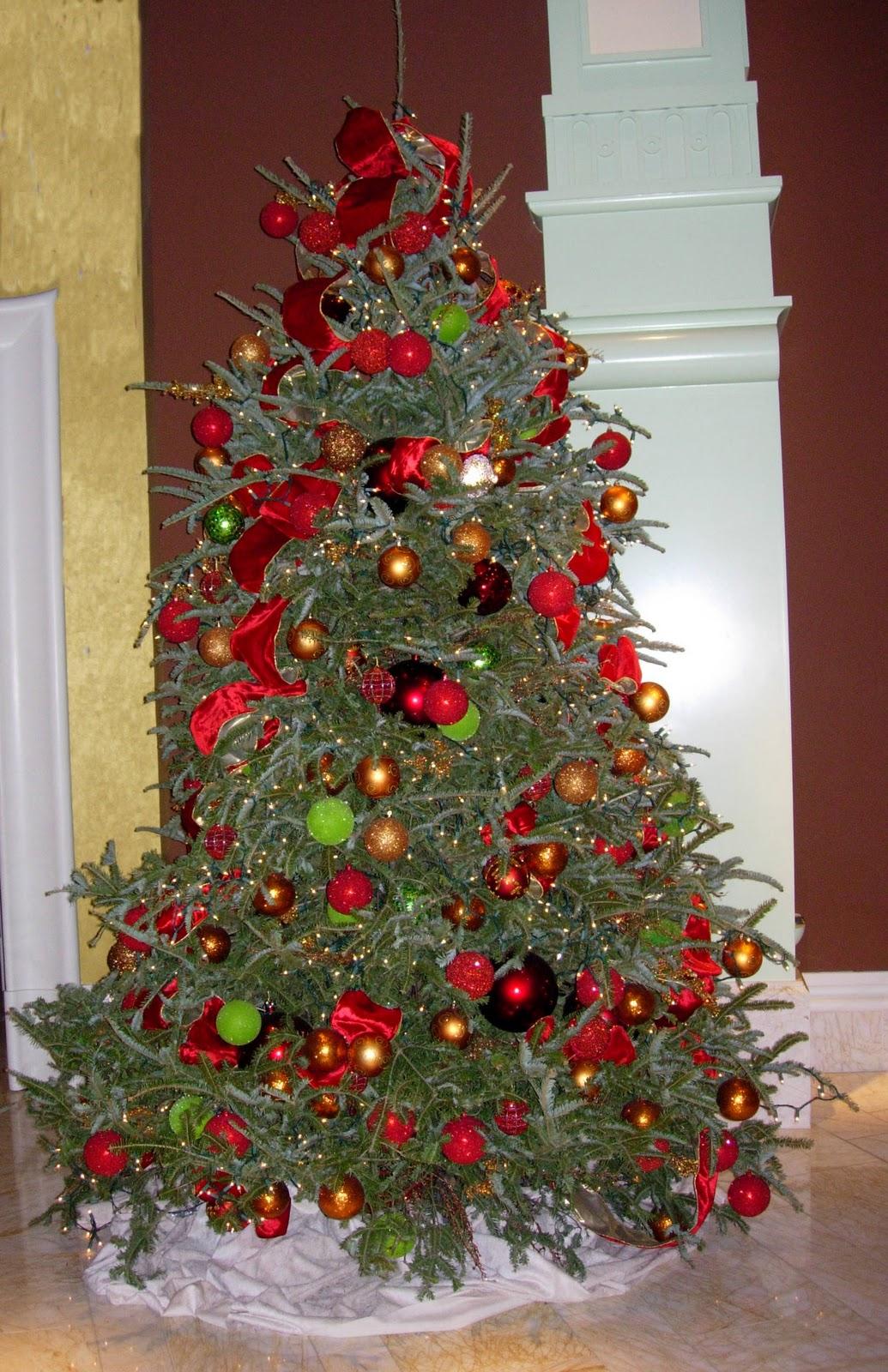 decora tu arbol de navidad con lazos