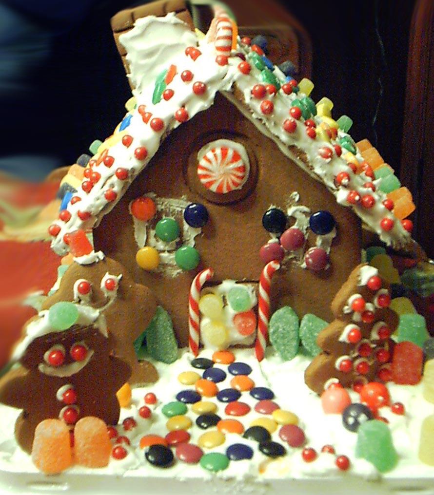Las fiestas llegaron ya receta navide a para casita de - Costumbres navidenas en alemania ...