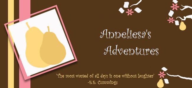 Anneliesa's Adventures