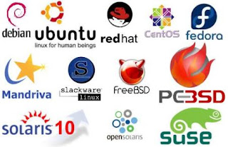 Linux Operating System Logos