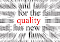 Quality matters, or: Is risk a four-letter word?