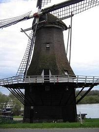 Really, I love windmills ...!