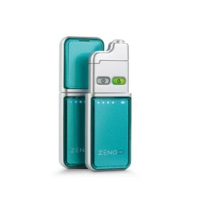 Zeno Pro Acne Clearing Device with 90 Count Cartridge :  beauty skin care health zeno