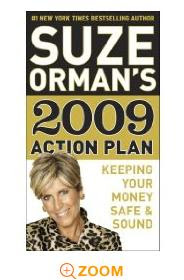 Suze Orman's 2009 Action Plan (Paperback) by Suze Orman