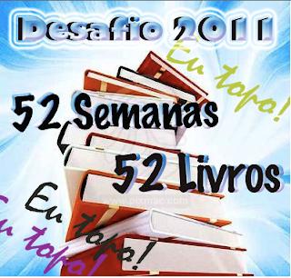 Desafio 52 Semanas / 52 Livros (Completed - 2/10/11)