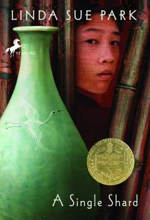 review the single shard Read book review: a single shard by linda sue park tree-ear, an orphan, lives under a bridge in ch'ulp'o, a potters' village famed for delicate celadon w.