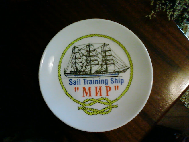 SAIL TRAINING SHIP MIR