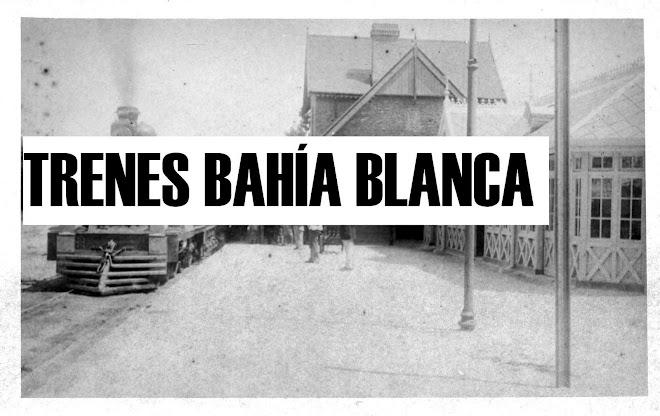 Trenes Bahía Blanca