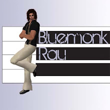 Mr Bluemonk Rau