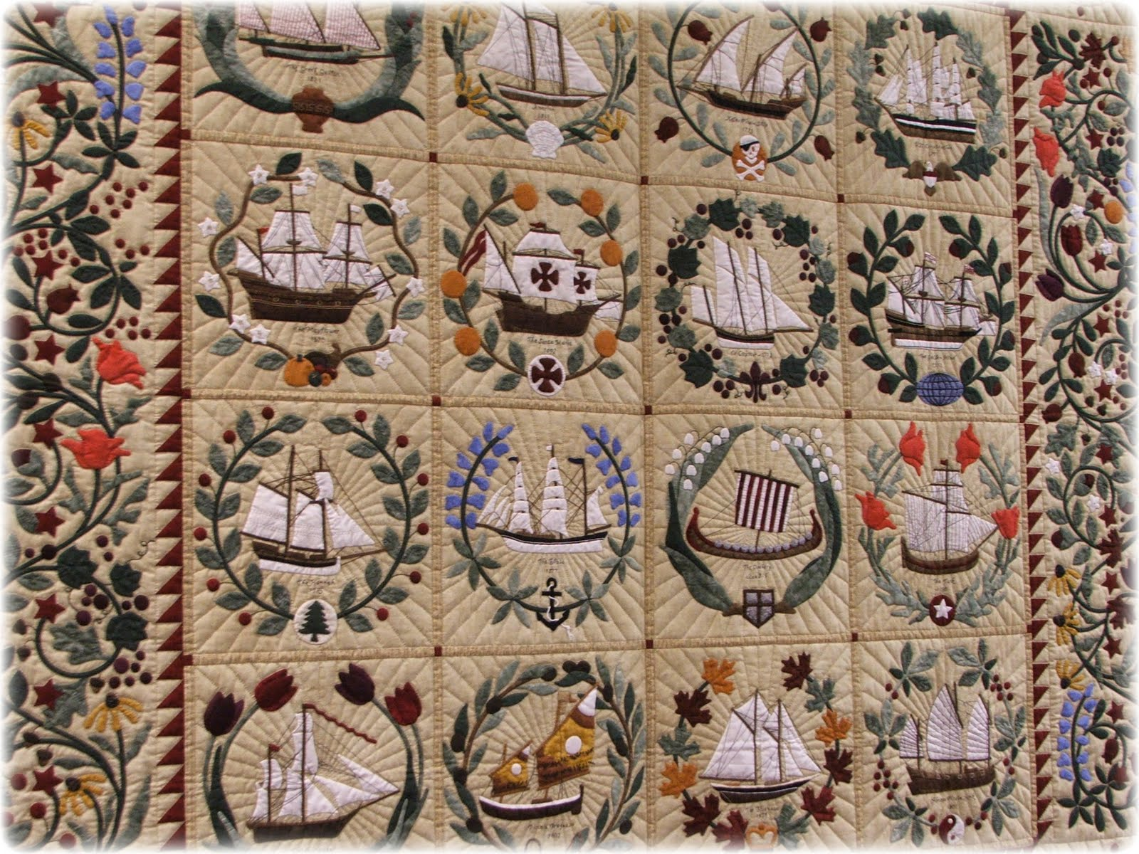 The Monomaniacal Quilter Shipshewana Quilt Show