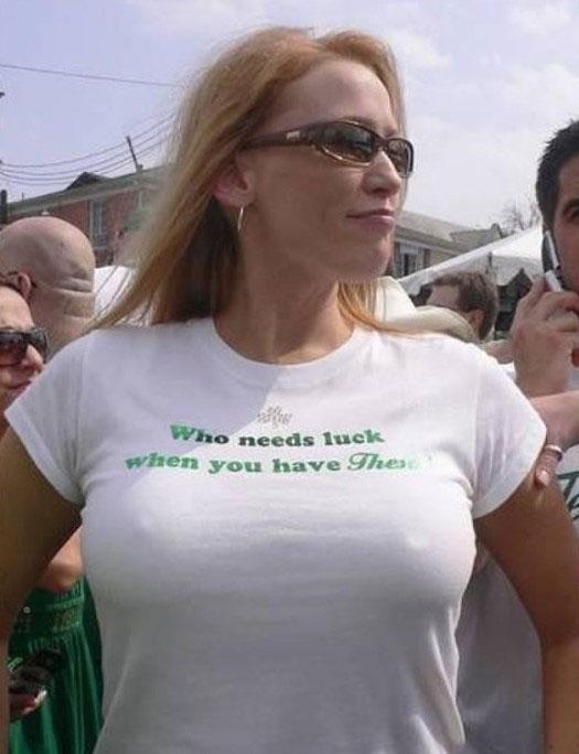 girls shirt Funny tits t