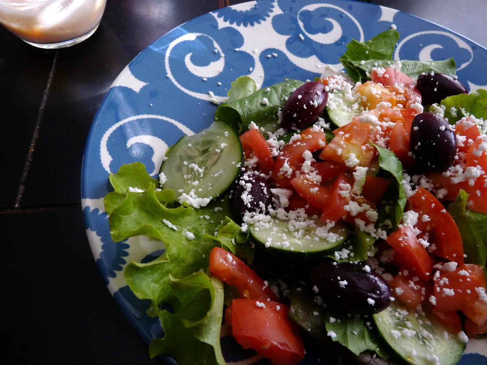 the med salad