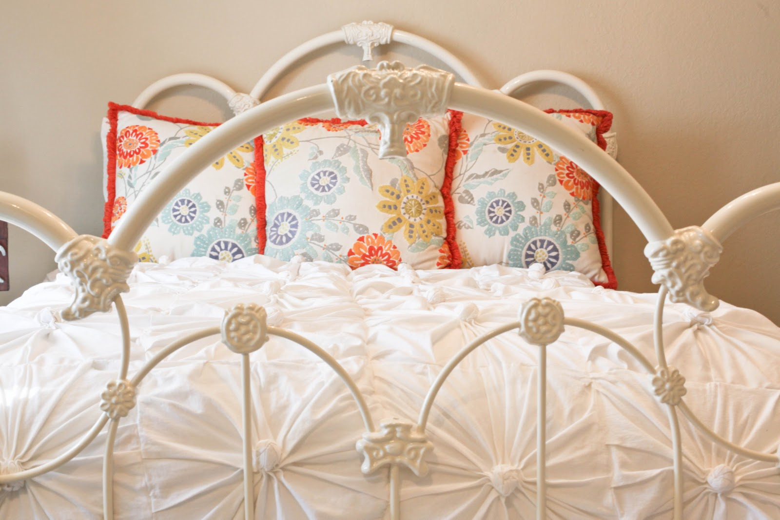 Anthropologie bedding - Anthropologie Inspired Knotted Bedding Part 1 Making The Knotted Squares