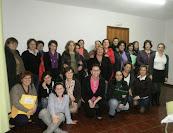 Fundadoras de la Federación de Mujeres Valle del Alagón