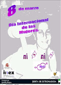8 de Marzo Dia Internacional de las Mujeres