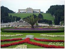 Schönbrunn, Wien, Juni -10.
