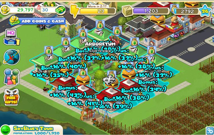 Iphone Cityville Cheats